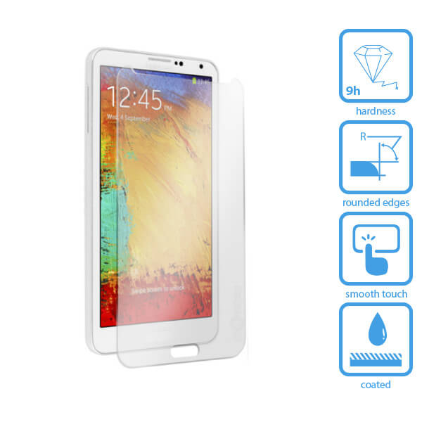 Galaxy Note 3 Tempered Glass Screen Protector